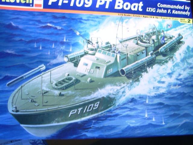 le PT109 au 1/72ème par l'ancie - Revell Pict0021