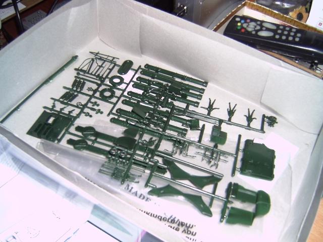 le PT109 au 1/72ème par l'ancie - Revell Pict0026