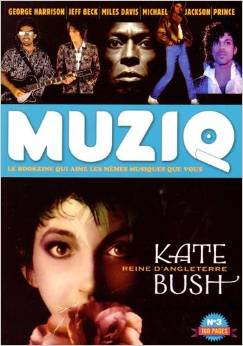 MUZIQ , 25 pages sur Kate Bush. Tylych10