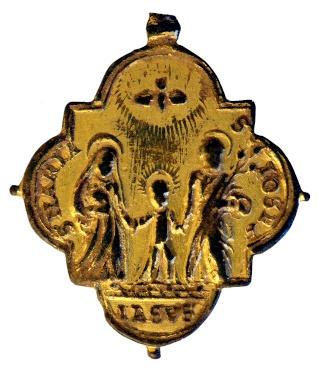 S. Ignacio de Loyola y S. Fco. Javier / Sagrada Familia (RM SXVII-Ot 71) St_ign11