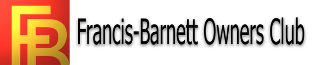 Francis-Barnett Owners Club Forum