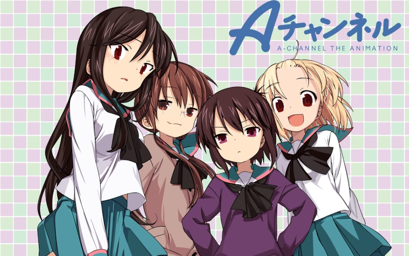 [ANIME/MANGA] A-Channel A-chan10