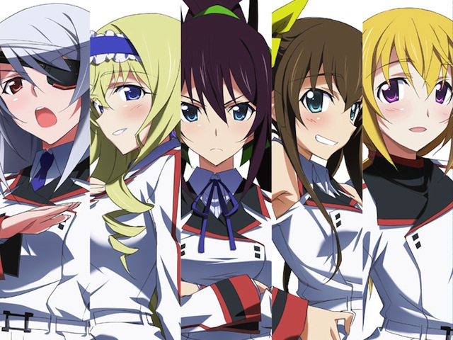 [ANIME] Infinite Stratos Is10