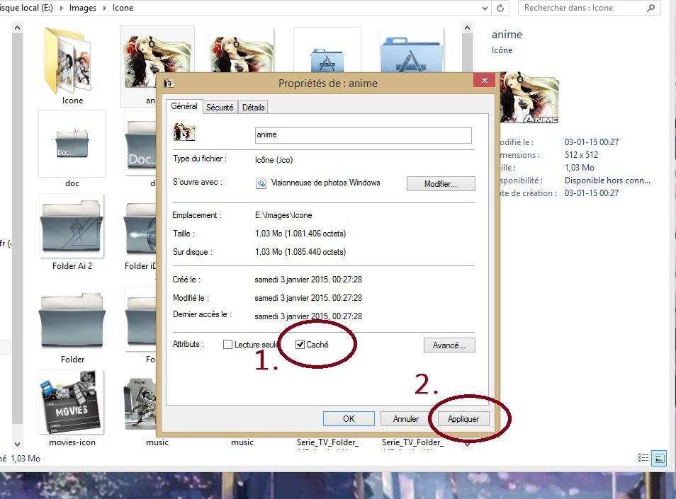 Customiser Ses Dossiers Screen16