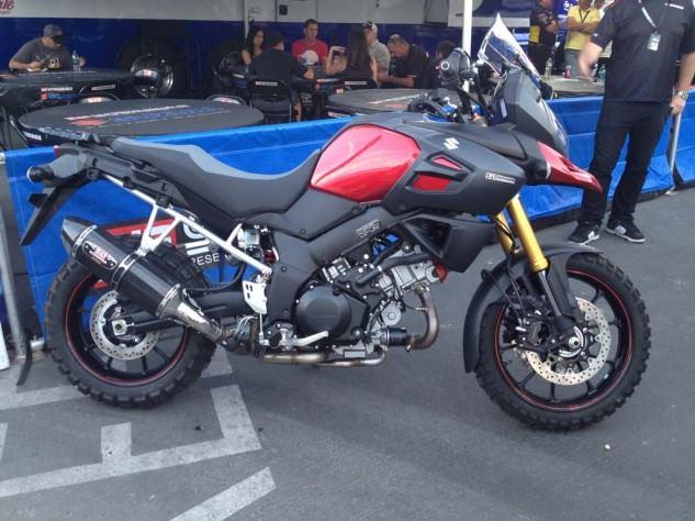 Suzuki DL V-Strom 1000 ABS 2015. 13794712