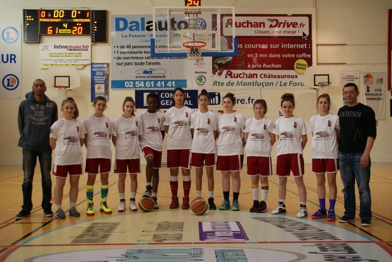 le SAC  et le Basket  Dsc01410