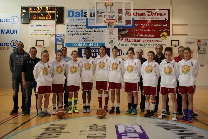 le SAC  et le Basket  Dsc01411