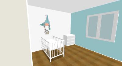 Chambre du petit 3ème... à priori garçon - EDIT du 9/01/15: photos  Test110