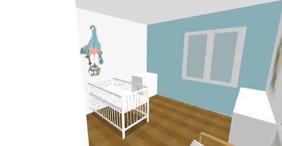 Chambre du petit 3ème... à priori garçon - EDIT du 9/01/15: photos  Test112