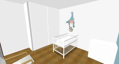 Chambre du petit 3ème... à priori garçon - EDIT du 9/01/15: photos  Test312