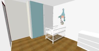 Chambre du petit 3ème... à priori garçon - EDIT du 9/01/15: photos  Test410