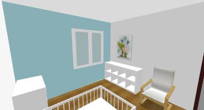 Chambre du petit 3ème... à priori garçon - EDIT du 9/01/15: photos  Test412