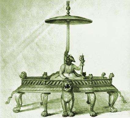 Exposition « Trônes en majesté, l'autorité et son symbole » - Page 8 Tipu_s10