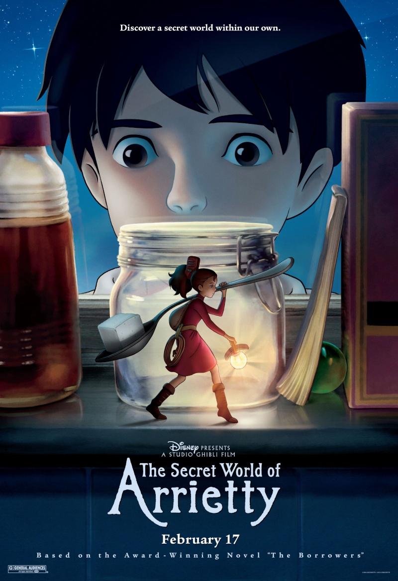 Disney et Ghibli B8615310