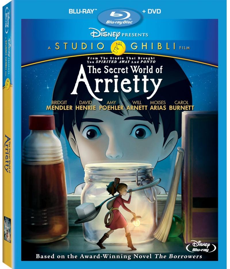 Disney et Ghibli Thesec10