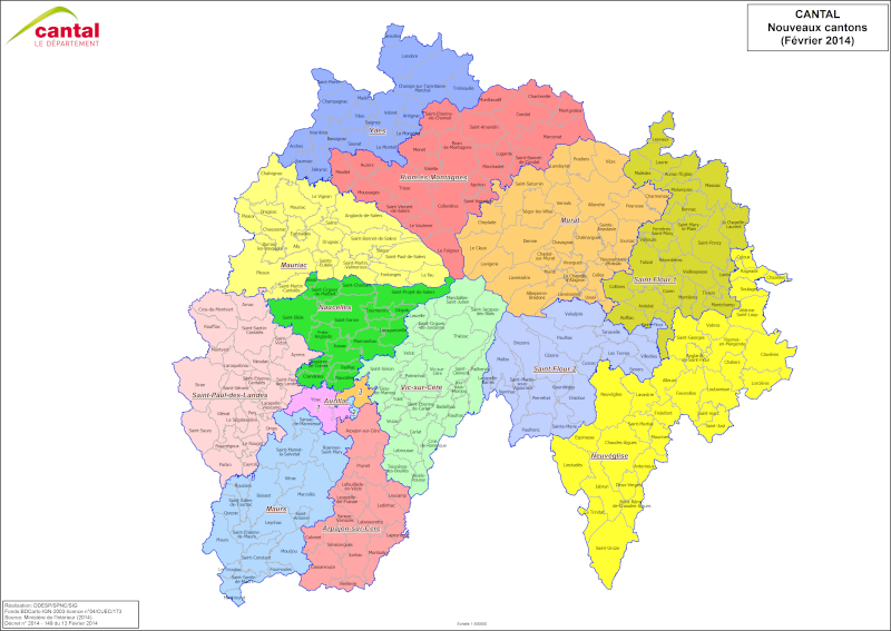 Elections départementales 2015 14153510