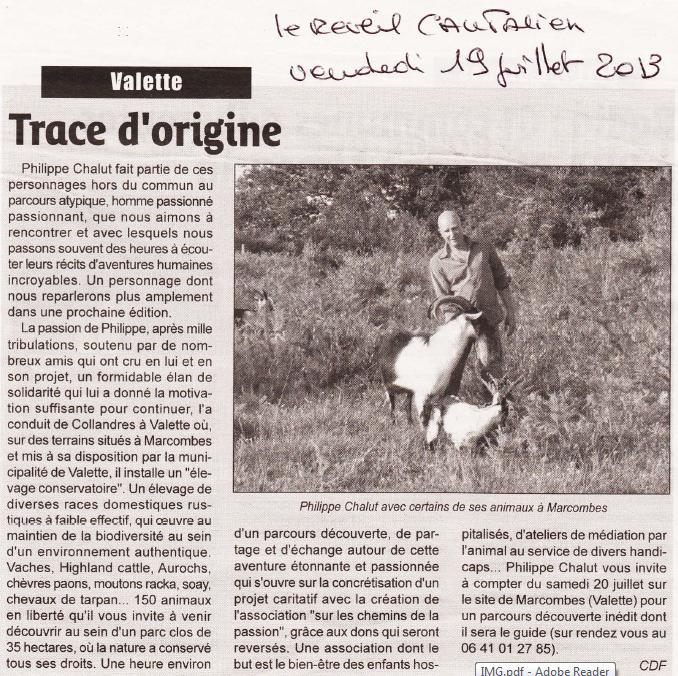 Valette : l'élevage de Philippe se visite Scanop10