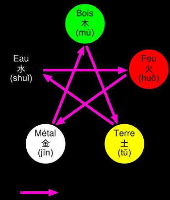 Théorie des 5 éléments chinois 5eleme10
