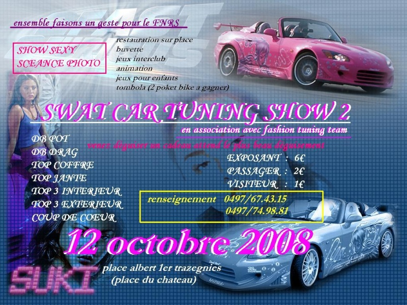Swat car tuning show le 12/10 Swat_c10