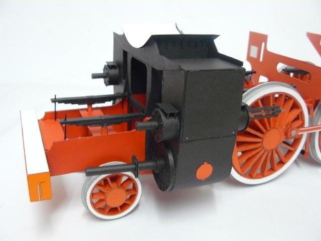 PKP Baureihe Ol49 Modelik 1:25 Bild_445