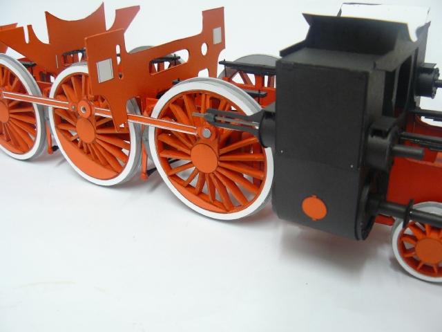 PKP Baureihe Ol49 Modelik 1:25 Bild_459