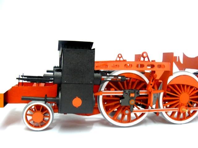 PKP Baureihe Ol49 Modelik 1:25 Bild_523