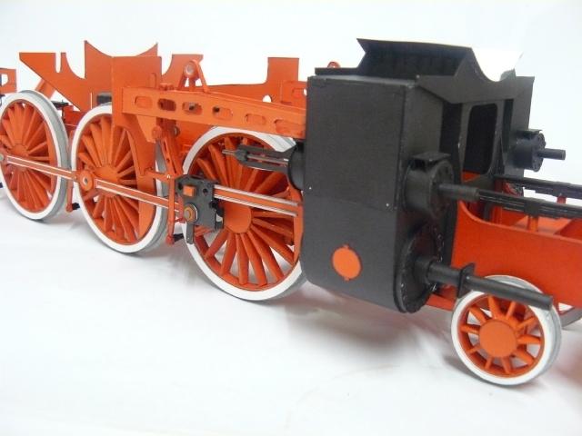 PKP Baureihe Ol49 Modelik 1:25 Bild_527