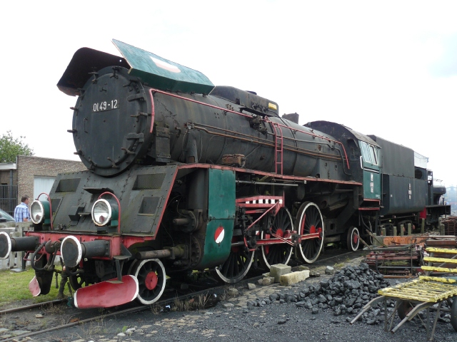 PKP Baureihe Ol49 Modelik 1:25 Bild_c11