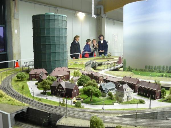 Besuch der Modellbahnwelt Oberhausen P1020528