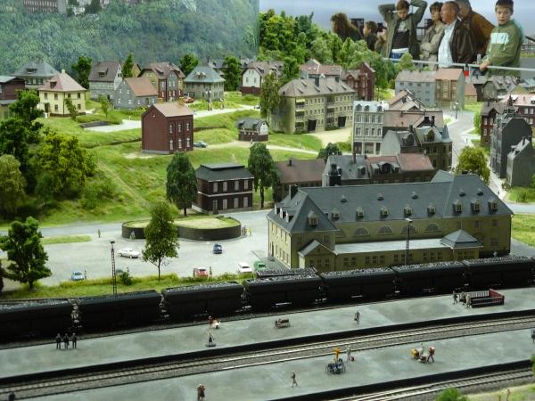 Besuch der Modellbahnwelt Oberhausen P1020536
