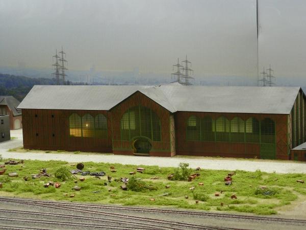 Besuch der Modellbahnwelt Oberhausen P1020611