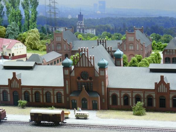 Besuch der Modellbahnwelt Oberhausen P1020612