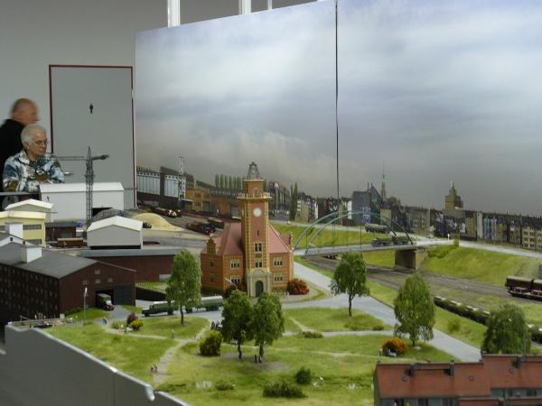 Besuch der Modellbahnwelt Oberhausen P1020614