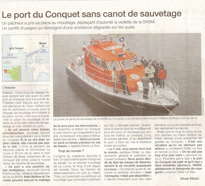 [ La S.N.S.M. ] SNSM Le Conquet - Page 3 Numari28