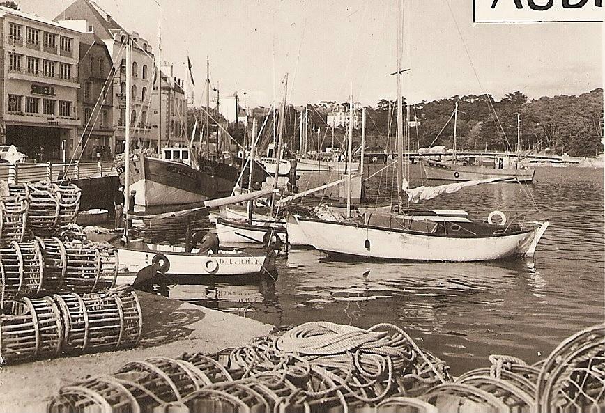 [Vie  des ports] LE PORT D'AUDIERNE - Page 5 Numari32