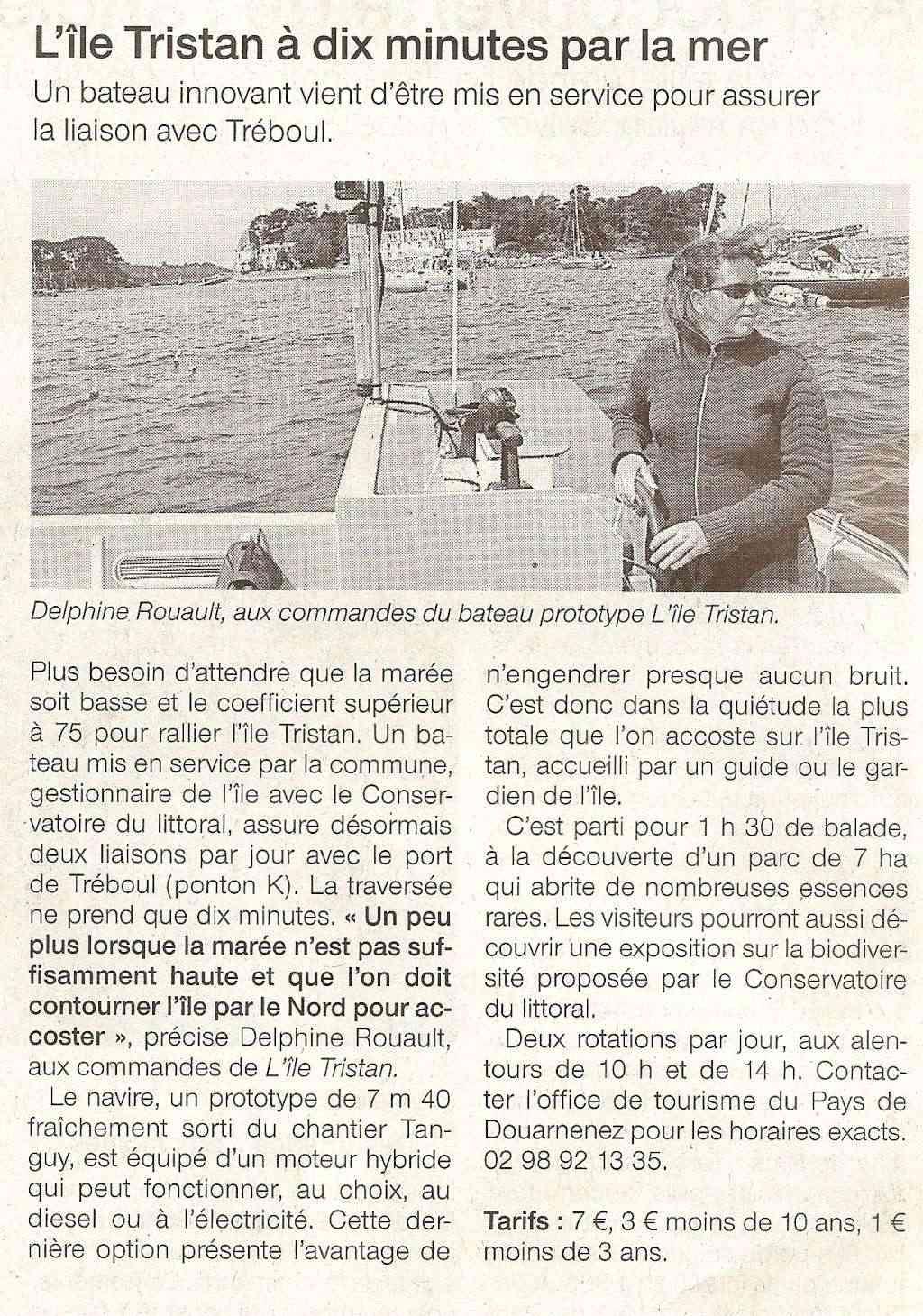 [Vie des ports] LE PORT DE DOUARNENEZ - Page 7 Numari35