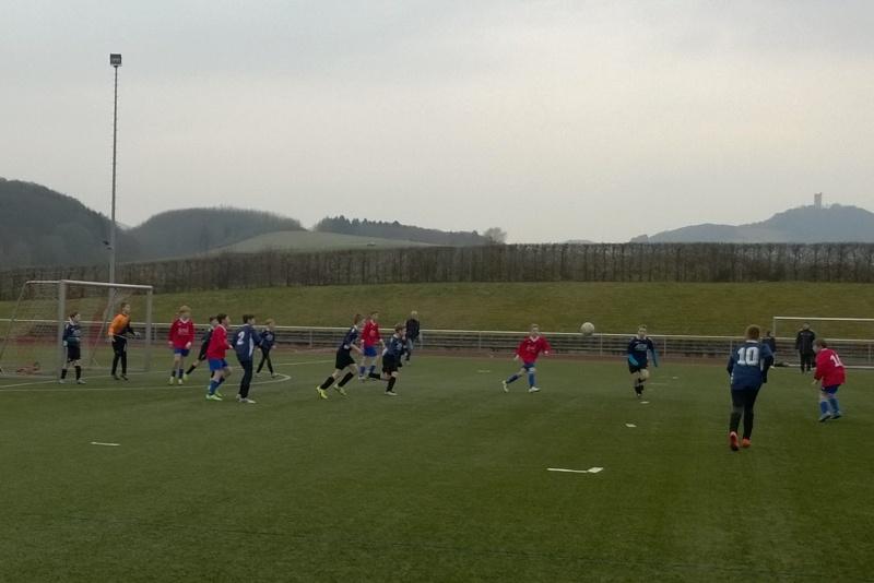 2.Spieltag: JSG Niederzissen II - BaWa 0:3 (0:3) D2015011