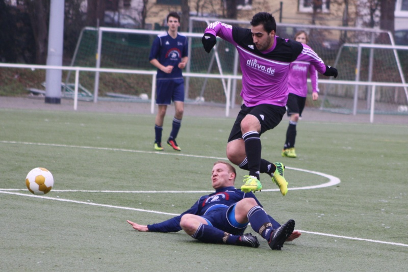 Testspiel: BaWa - ESV Kreuzberg 2:2 (1:2) Img_3713
