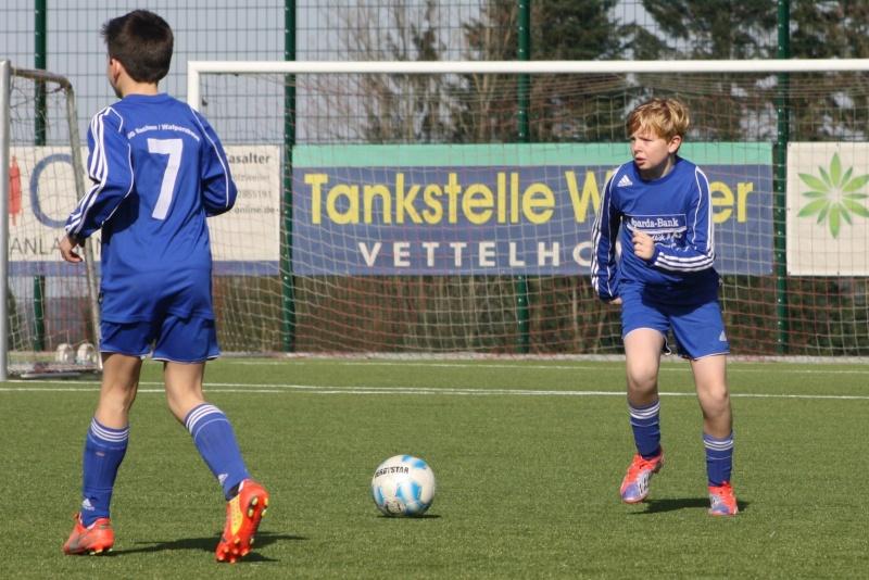 Testspiel: Grafschafter SV - BaWa 5:2 (3:1) Img_3731