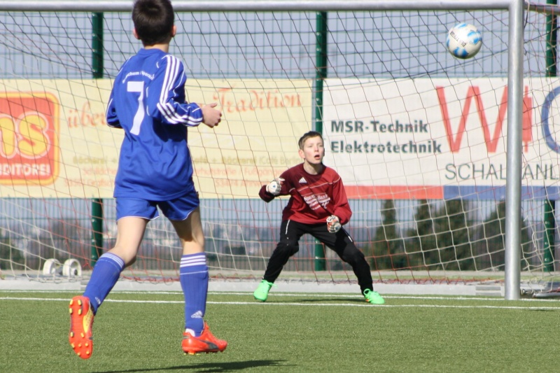 Testspiel: Grafschafter SV - BaWa 5:2 (3:1) Img_3734
