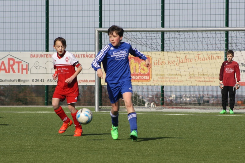 Testspiel: Grafschafter SV - BaWa 5:2 (3:1) Img_3738