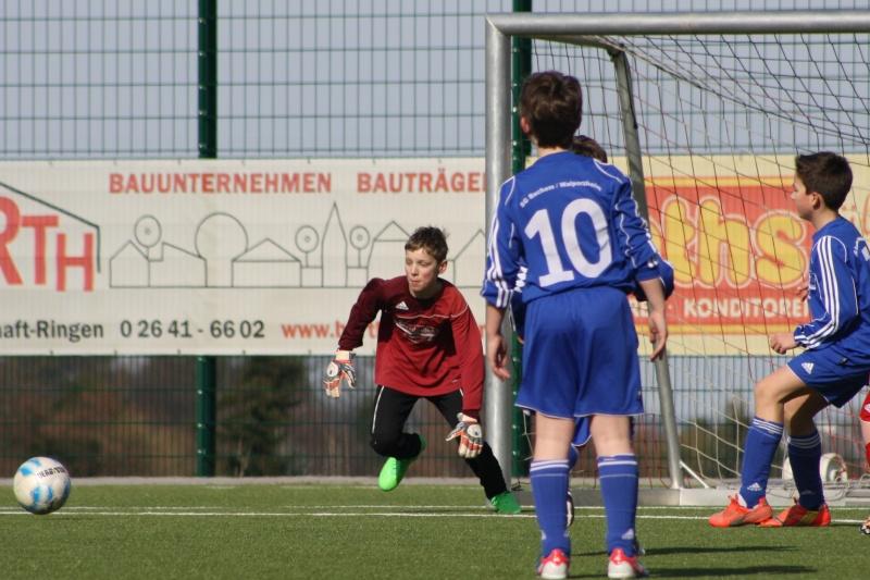 Testspiel: Grafschafter SV - BaWa 5:2 (3:1) Img_3740