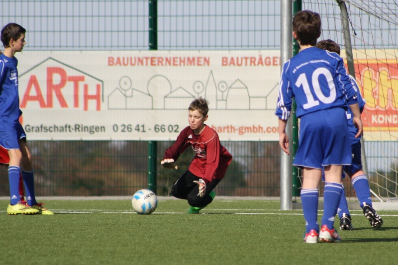 Testspiel: Grafschafter SV - BaWa 5:2 (3:1) Img_3741
