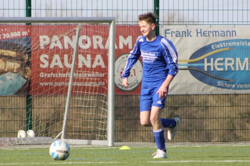 Testspiel: Grafschafter SV - BaWa 5:2 (3:1) Img_3742