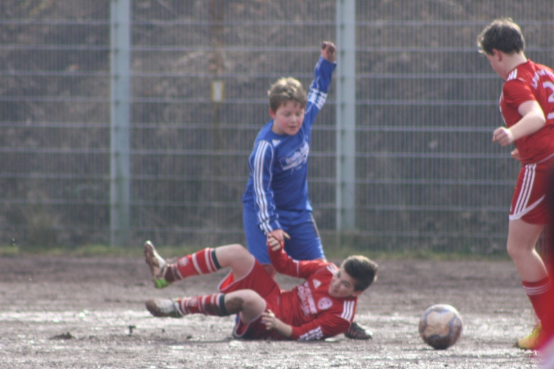 1.Spieltag: BaWa - Ahrweiler BC II 1:3 (0:2) Img_3748