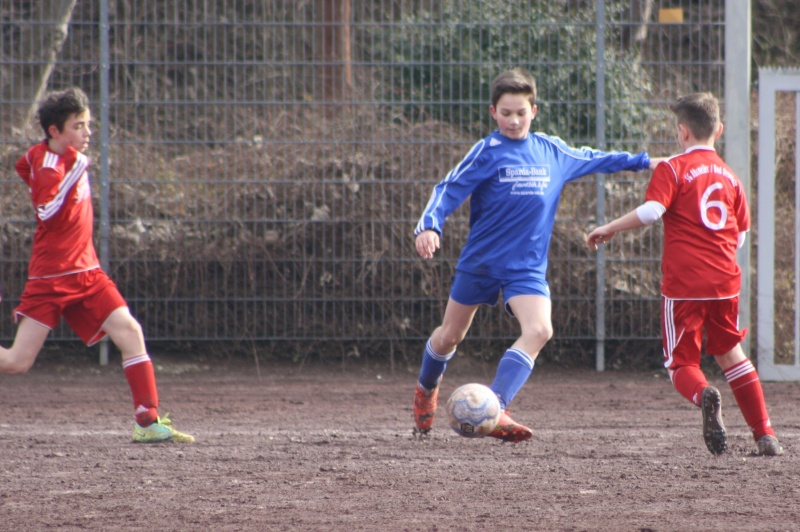 1.Spieltag: BaWa - Ahrweiler BC II 1:3 (0:2) Img_3751