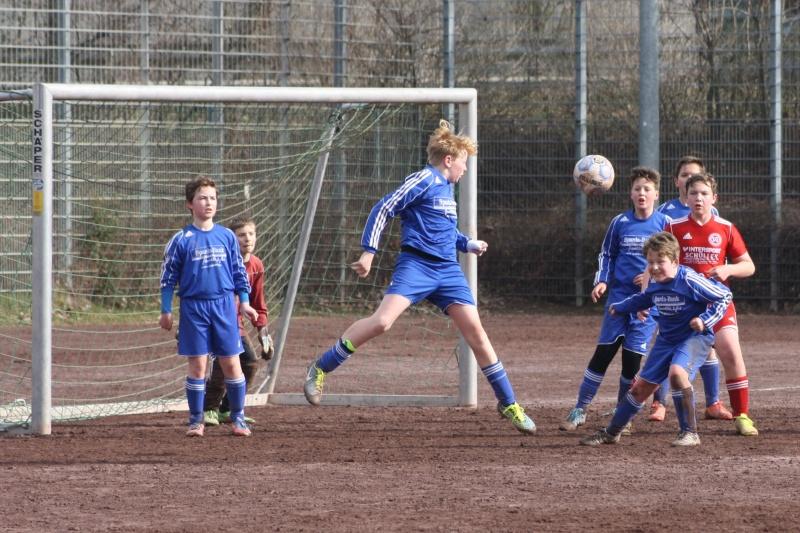 1.Spieltag: BaWa - Ahrweiler BC II 1:3 (0:2) Img_3813
