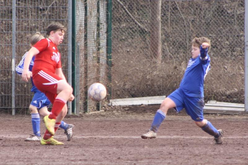 1.Spieltag: BaWa - Ahrweiler BC II 1:3 (0:2) Img_3814