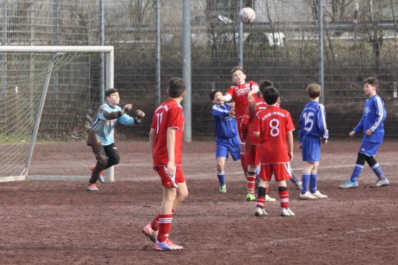 1.Spieltag: BaWa - Ahrweiler BC II 1:3 (0:2) Img_3816