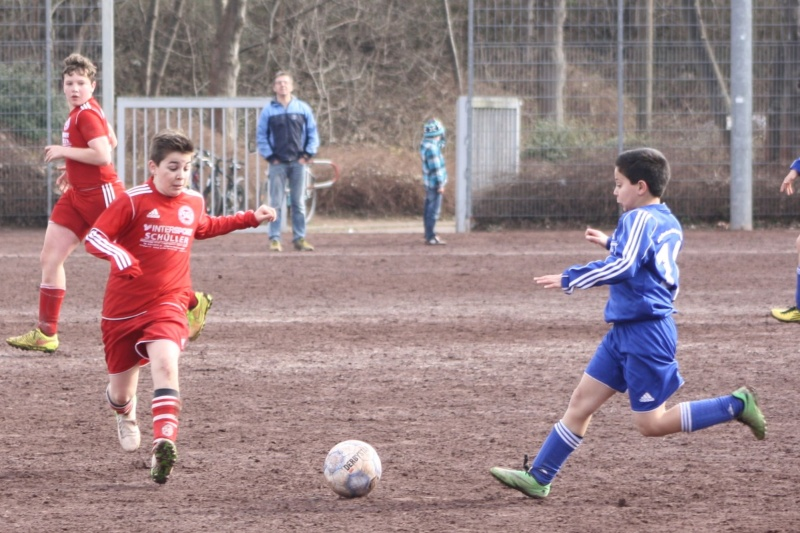 1.Spieltag: BaWa - Ahrweiler BC II 1:3 (0:2) Img_3817